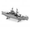 Miniature à monter en métal USS Arizona