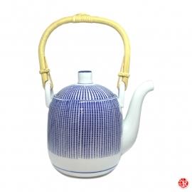 Théière en porcelaine japonaise GiNZA