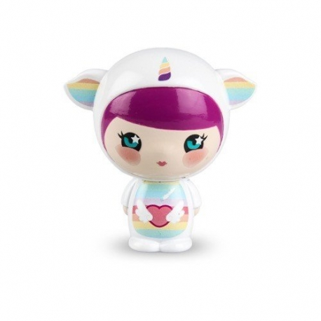 Figurine WUNZEES™ Rainbow la licorne
