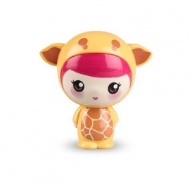 Figurine WUNZEES™ Ginger la girafe