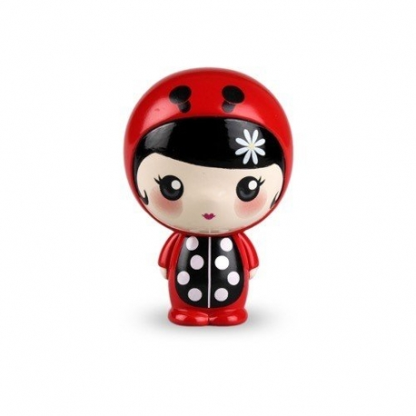 Figurine WUNZEES™ Lilly la coccinelle