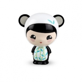 Figurine WUNZEES™ Polly le panda