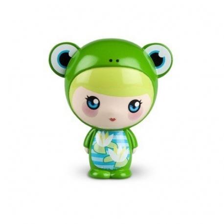 Figurine WUNZEES™ Frankie la grenouille