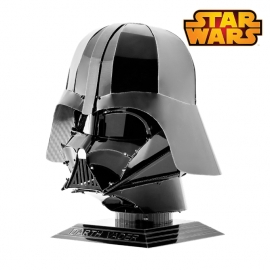 Miniature à monter en métal Star Wars Casque de DARK VADER (h6.8cm)
