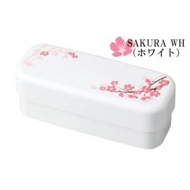 Bento SAKURA long blanc 510ml