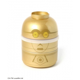 Bento KOKESHI Star Wars™ (Z6-PO) 640ml