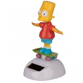 Flip-flap figurine solaire BART SiMPSON™ (h11cm)