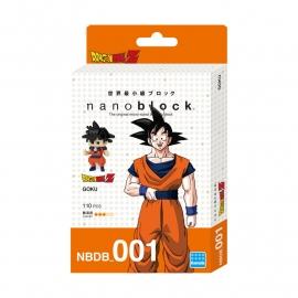 nanoblock Dragon Ball Z® SON GOKU (+ de 110 pièces)
