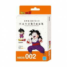 nanoblock Dragon Ball Z® SON GOhAN (+ de 110 pièces)