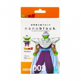 nanoblock Dragon Ball Z® PiCCOLO (+ de 100 pièces)