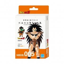 nanoblock Dragon Ball Z® RadiTZ (+ de 120 pièces)