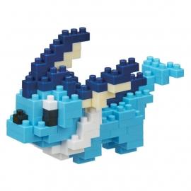 nanoblock Pokémon® AQUALi (+ de 140 pièces)