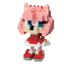 nanoblock Sonic© AMY (+ de 140 pièces)