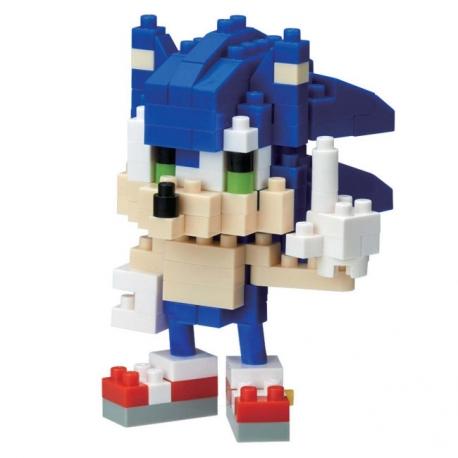 nanoblock Sonic© (+ de 150 pièces)