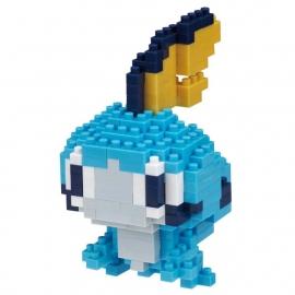 nanoblock Pokémon® LARMéLéON (+ de 210 pièces)