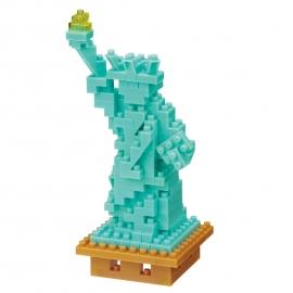 nanoblock monument mini STATUE de la LiBERTé (Etats-Unis) (+ de 160 pièces)