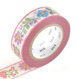masking tape EX embroidery (broderie) 15mm*10m