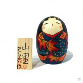 Kokeshi YAMAZATO (h11cm)