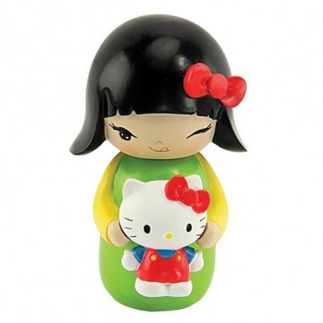 momiji doll+Hello Kitty 8cm AYA