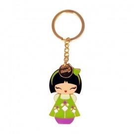 Porte-clés momiji doll BFF