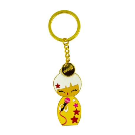 Porte-clés momiji doll LiTTLE STAR
