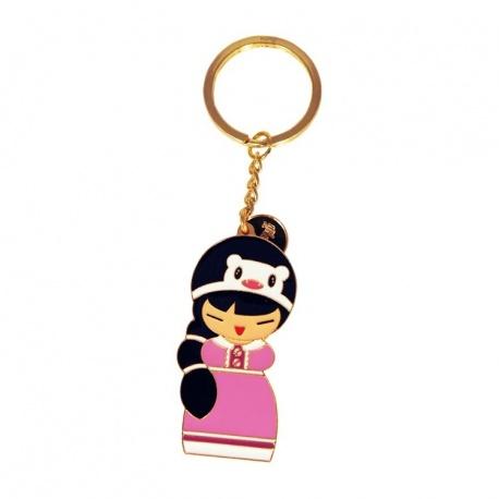 Porte-clés momiji doll YEE-HA !