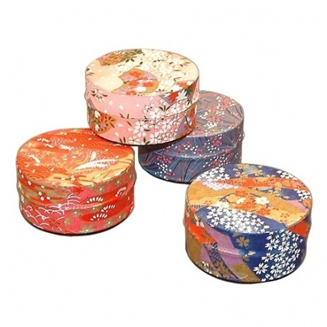 bo te th japonaise chazutsu papier washi chiyogami plat 40g kim thanh. Black Bedroom Furniture Sets. Home Design Ideas