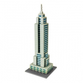 nanoblock monument EMPiRE STATE BUiLDiNG (Etats-Unis)
