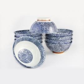 Bol à riz TAKO en porcelaine japonaise (d14cm)
