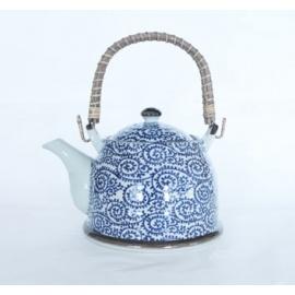 Théière en céramique japonaise TAKO 1L