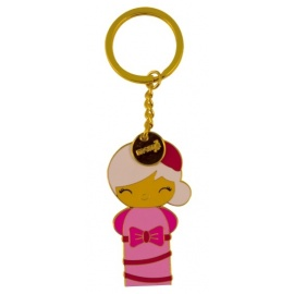 Porte-clés momiji doll BiRTHDAY GiRL
