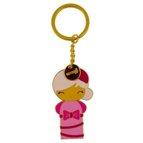 Porte-clés momiji doll BiRTHDAY GiRL