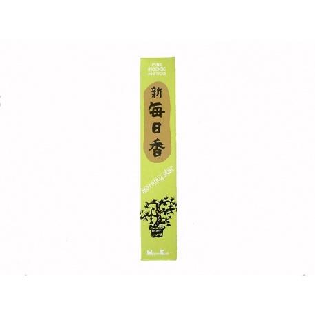 Encens japonais MORNiNG STAR pin 12cm