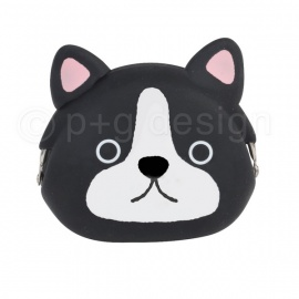 Porte-monnaie mimi POCHi Friends BOSTON en silicone