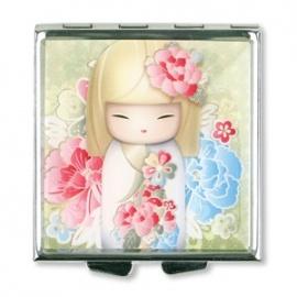 Miroir de poche Kimmidoll RYOKO (Élégance)