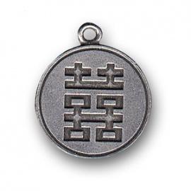 Pendentif Feng-Shui DOUBLE BONhEUR