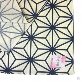 Furoshiki 風呂敷 ASA blanc (50x50cm)