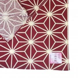 Furoshiki 風呂敷 ASA rouge (50x50cm)