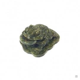 Chan'chu en jade (h6.5cm)