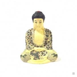 Bouddha de KAMAKURA en ivoirine (h11cm)