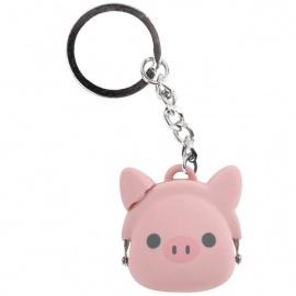 Porte-clés mimi POCHi-Bit Friends BOO en silicone